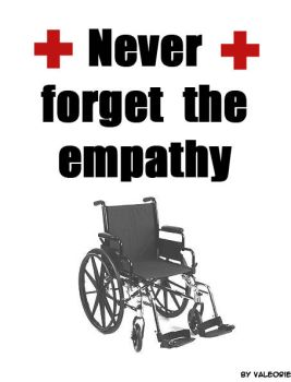Never forget the empathy 2 by Valeorie