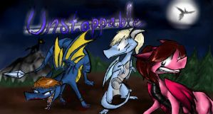 Unstoppable by Guardien-Of-Cilence