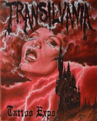 Transilvania Tattoo Convention by viptattoo