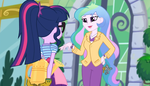 MLP EQG My Littel Shop of Horros  Moments 1 by Wakko2010