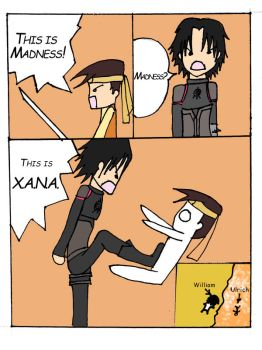 this is xana by Bimbavatar