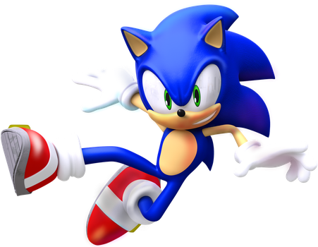 Sonic Runners Adventure - Sonic the Hedgehog by ModernLixes