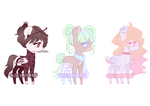 Adopts Batch | Open by Irusu-Adopts
