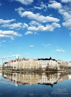 Postcards from Helsinki - I by timeisatraveller