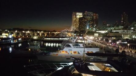 IMDBoat party during San Diego Comic-Con 2016