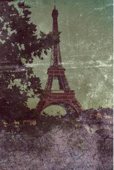 Eifel Tower I by Muov