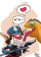Kled by CheshireClown