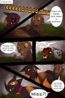 Scarred Heart: pg3 by ClaraFlos