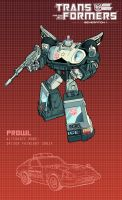 Prowl poster by J-Rayner