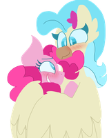 In love with a bird by PeanutTheChub