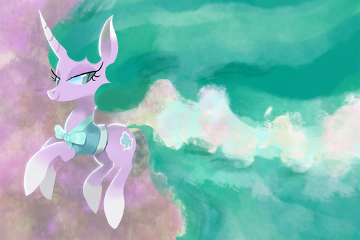 A Mane of Mist by TalonsofIceandFire