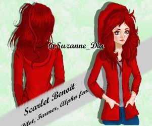 Scarlet Benoit by Princess-CoCo-154