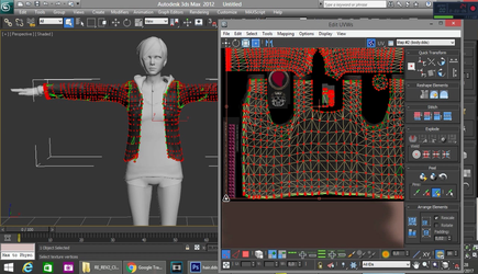 3dsmax - Remap multiple Textures to One by MarK-RC97