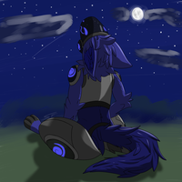 Asinis the stargazer by SuperFrodo95