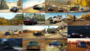 Forza Horizon - Gallery by GT4tube