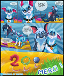 .:: Special Comic Page/ Collab ::. THANKS by Strawberry-Loupa