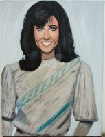 Erin Gray by CaptainNerd