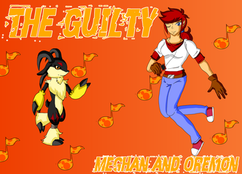 re:CONTEST Meghan and Oremon by Zweicrusaders