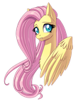 :: Fluttershy Again :: by AnthoCat