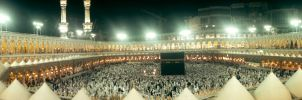 Holly Ka'aba full view by salmanlp