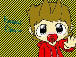 Baby Tord by Opal-The-Cat