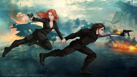 Fight Together by Milady666