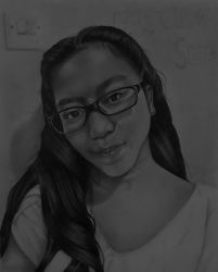 graphite pencil by pasekart22