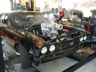 1967 Chevelle SS 10 by dragostat2