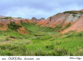 Badlands - 27 by ElaineSeleneStock