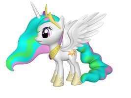 Mlp: Princess Celestia by november123456789066