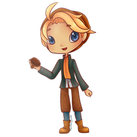 SoS - Main Male by MsCappuccino