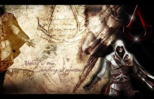 Assassin's Creed wallpaper 5 by KerovinBlack