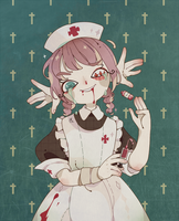 Take Good Care of the Patients by Reusoru