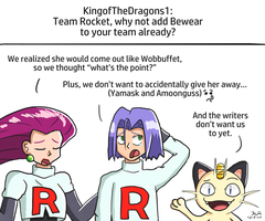 Catch Bewear? - Ask Team Rocket