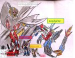 Transformers: Lost between monsters. by puticron