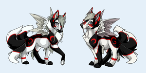 Ovipets Tattoo: Moon Guardian by xSyphic