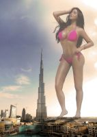 Abigail Ratchford A by RedCoffee1