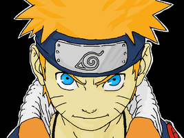 Young Naruto by Grimrella