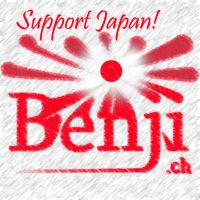 Support Japan by Benji7