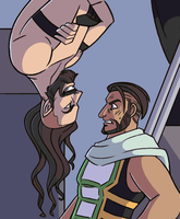 WWE: The Prince and the King by Oniwanbashu