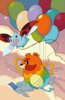 The Catbug Special by carriehankins