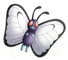 Pokedex 012: Butterfree- Sleep Powder