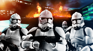 Clone Troopers by LordofCombine