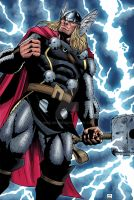 Thor by mike-mcgee