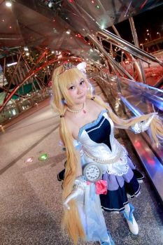 Idolm@ster Cinderella Girls - Futaba Anzu by Xeno-Photography