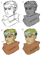 genji process by reoji