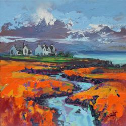 Colours of Broadford by NaismithArt