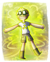 Nuke kid by chameleocoonJ