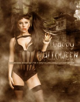 This is Gagaween by gagauniverse
