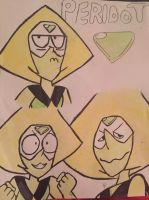 Peridot Sketches 3 by Fatcamel64